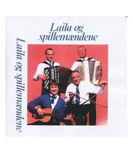 Laila og spillemændene - Harmonika, sav og sang. MEGET populær
