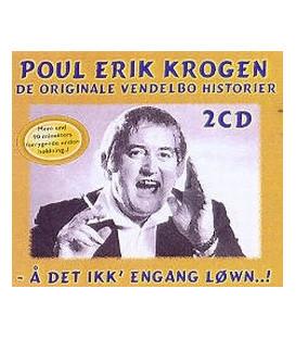Poul Erik Krogen De originale Vendelbo historier 2 CD - gul