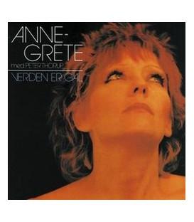 Anne-Grete med Peter Thorup Verden er gal