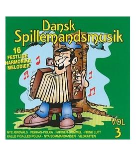 Dansk Spillemandsmusik vol. 3