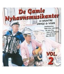 De gamle Nyhavns musikanter vol. 2