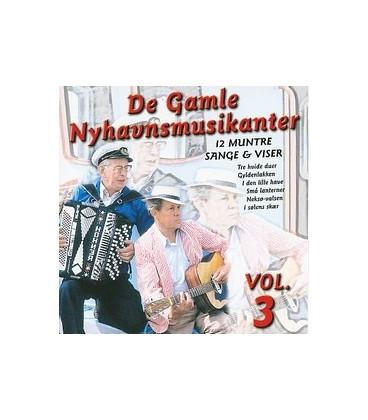 De gamle Nyhavns musikanter vol. 3