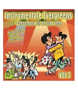 Evergreens vol. 3 Rico Kvintetten instrumental