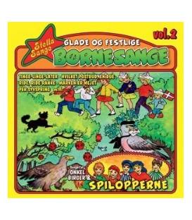 Glade og festlige børnesange vol. 2 Stella