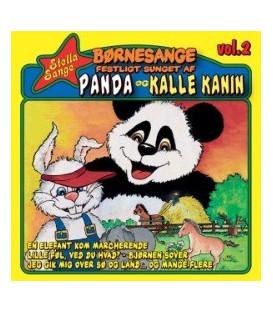 BØRNESANGE festligt sunget af PANDA og KALLE KANIN Vol. 2 Stella