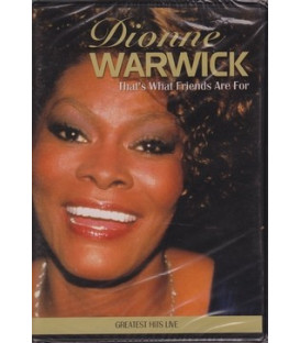 Dionne Warwick That´s What Driends Are For