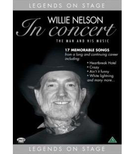 Willie Nelson In Concert (DVD Musikvideo)