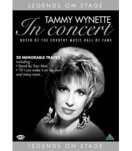 Tammy Wynette Queen of the Country Music Hall of Fame (DVD Musikvideo)
