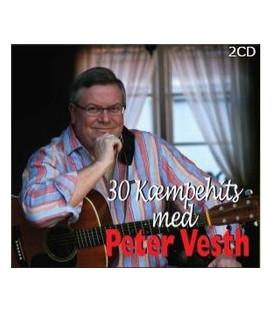 Peter Vesth 30 kæmpehits med... 2 CD