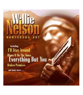 Willie Nelson Homegrown Boy