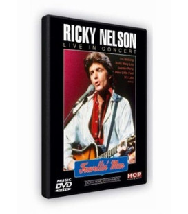 Ricky Nelson Live In Concert (DVD Musikvideo)