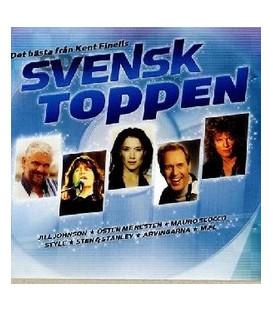 Svensk Toppen Det bästa från Kent Finells