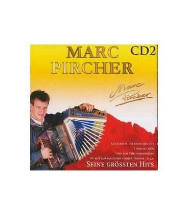 Marc Pircher Seine Grössten Hits CD 2