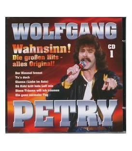 Wolfgang Petry Wahnsinn! Die grossen Hits CD 1