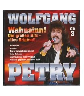 Wolfgang Petry Wahnsinn! Die grossen Hits CD 3