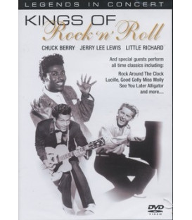 Kings of Rock´n Roll DVD Musikvideo
