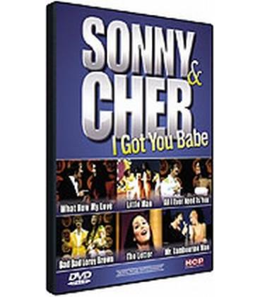 Sonny & Cheer I Got You Babe DVD Musikvideo