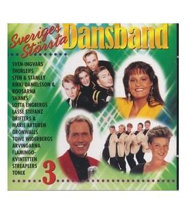 Sveriges Största Dansband 3