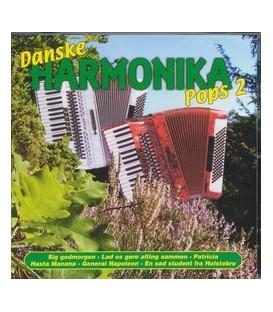 Harmonika Danske harmonika pops 2