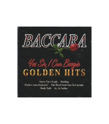 Baccara Golden Hits