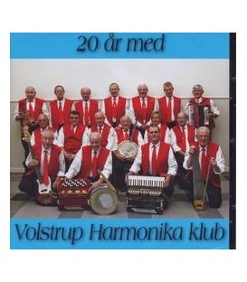 Volstrup Harmonika Klub 20 år med