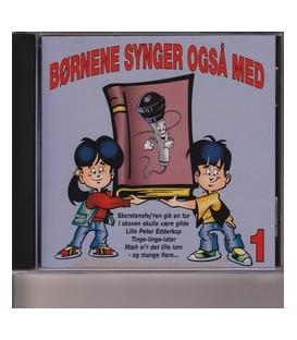 Børnene synger også med 1