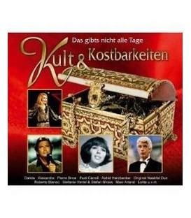 Kult & Kostbarkeiten 3CD