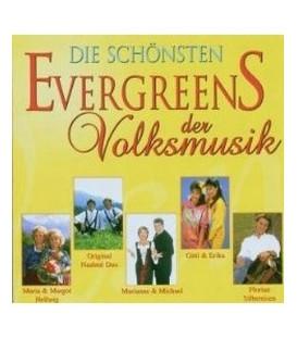 Die Schönsten Evergreens der Volksmusik 2 CD