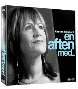 En aften med… Kirsten Siggaard (CD/DVD)