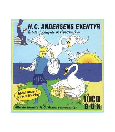 H.C. Andersens Eventyr fortalt af Ebbe Trenskow