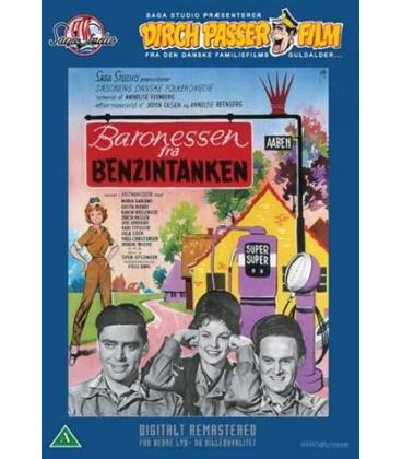 Baronessen Fra Benzintanken (Dvd)