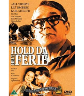Hold Da Helt Ferie (Dvd)