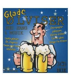 RICO KVINTETTEN GLADE ØLVISER VOL. 4 - 5 OG 6 - 3CD