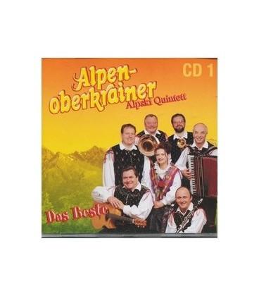 ALPEN-OBERKRAINER ALPSKI CD 1-2-3 3 CD
