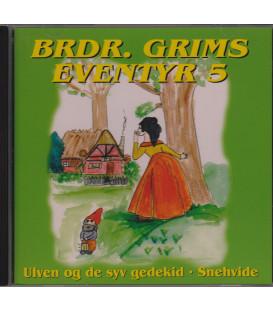 Brdr. Grims eventyr 5
