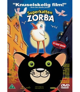 Superkatten Zorba