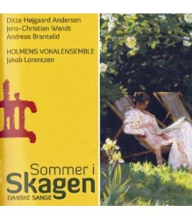 Sommer i Skagen - Danske sange