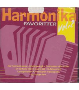 Harmonika favoritter vol. 2
