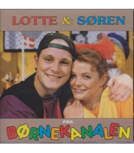 Lotte & Søren Fra Børnkanalen