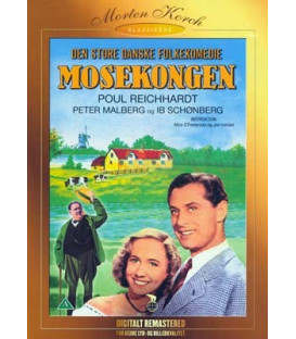 Mosekongen DVD