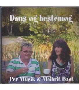 MAIBRIT POST OG PER MUSIK Dans og hestemøg