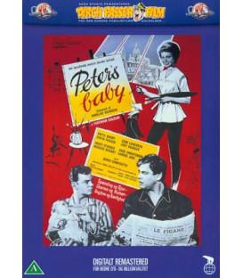 Peters baby - DVD - BRUGT