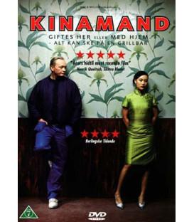 Kinamand - DVD - BRUGT