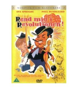 Rend mig i Revolutionen - DVD - BRUGT