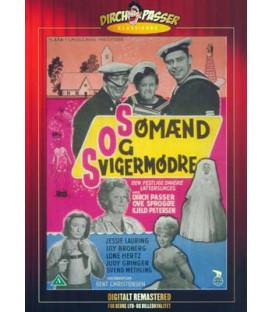 Sømænd og Svigermødre - DVD - BRUGT