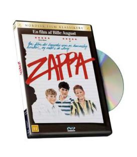 Zappa - DVD - BRUGT