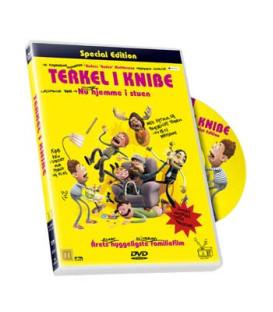 Terkel i knibe - DVD - BRUGT