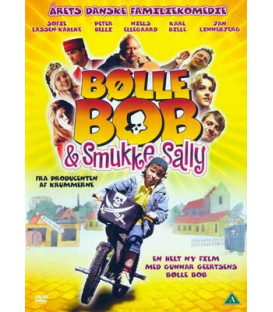 Bølle Bob & Smukke Sally - DVD - BRUGT