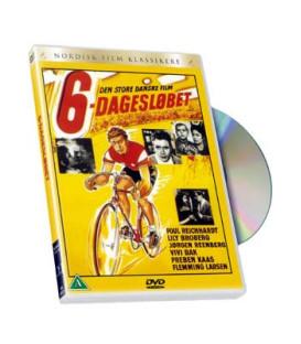 6-dagesløbet - DVD - BRUGT