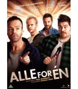 Alle for Én - DVD - BRUGT